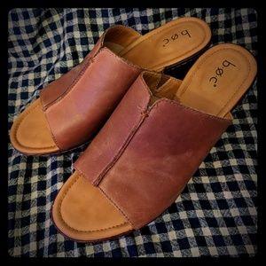 b.o.c Teah wedge sandals